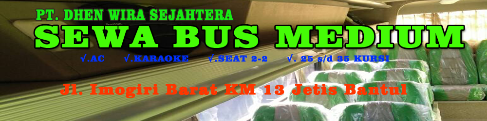 Sewa Bus Wisata Murah 2